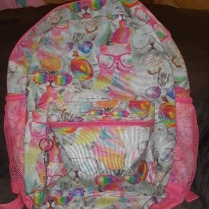 The Children's Place Rainbow Kitty Backpack